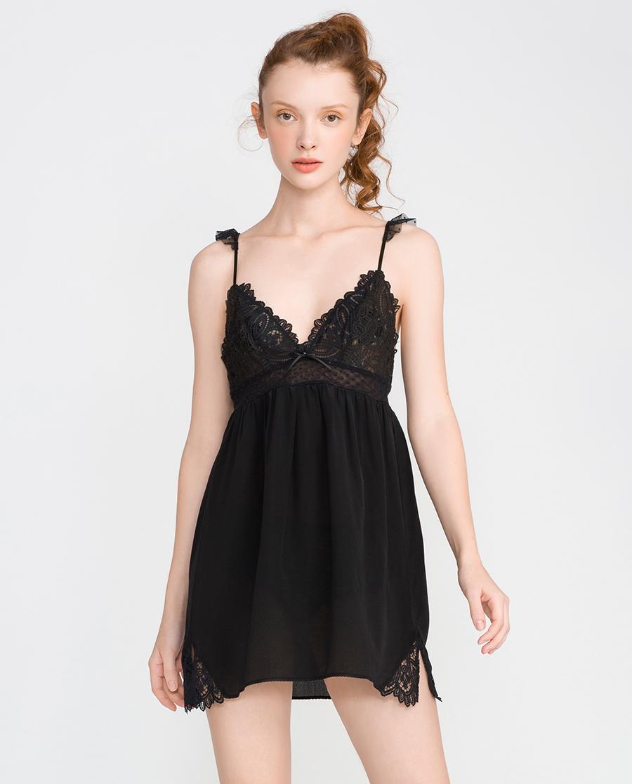 imi's睡衣|爱美丽暮光之时真丝吊带裙IM42ARW1