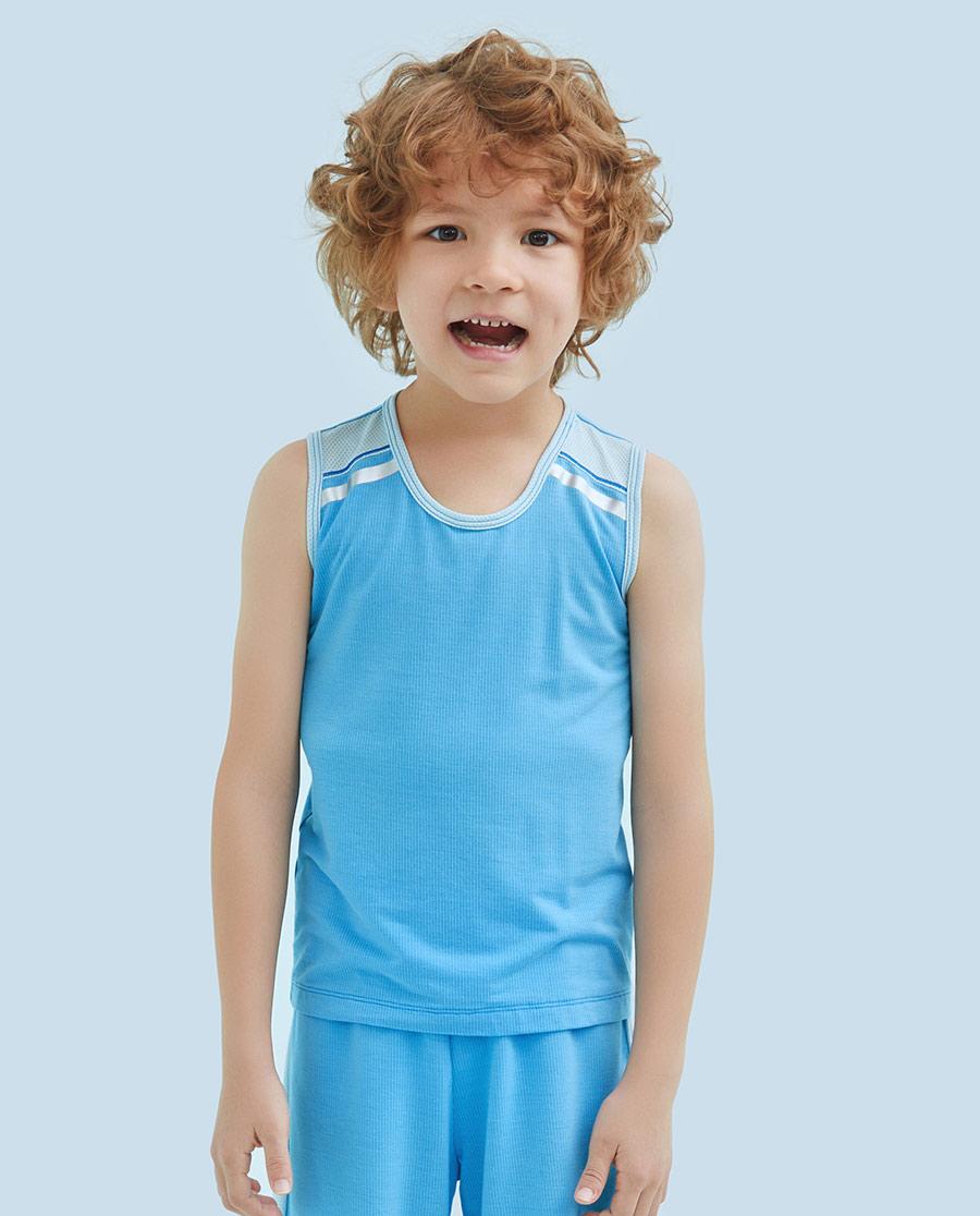 Aimer Kids睡衣|爱慕儿童嗨酷运动背心AK2811461