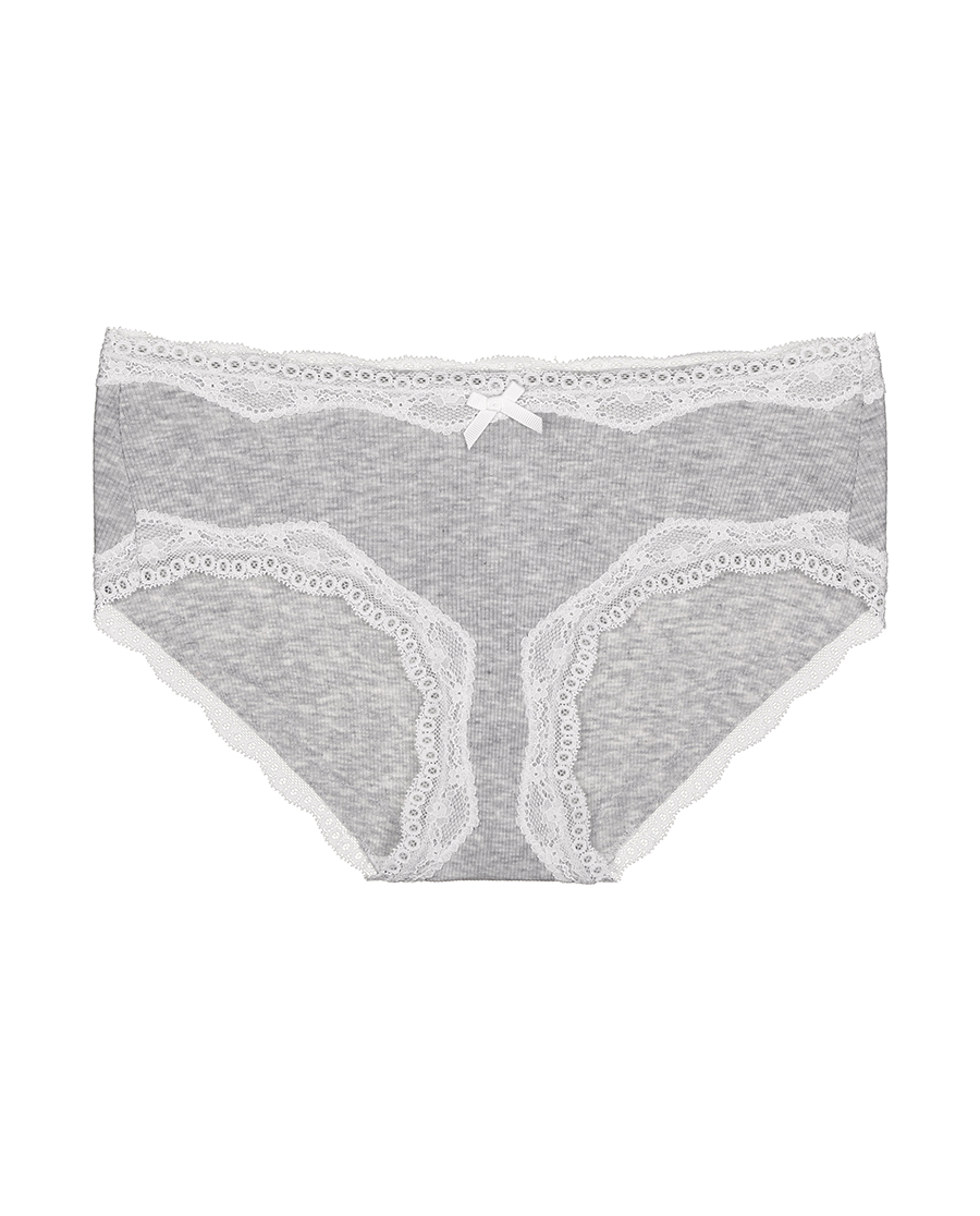 imi's内裤 爱美丽精致罗纹低腰三角裤IM22ARP1