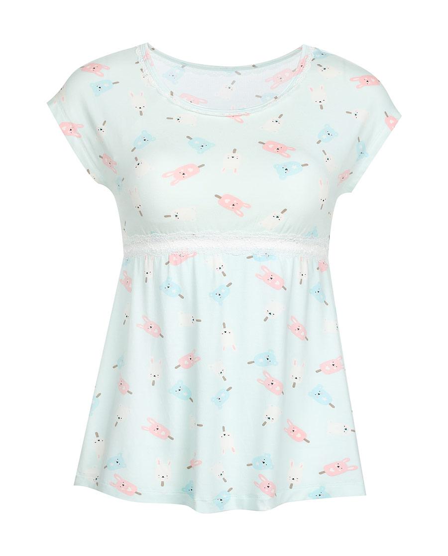 Aimer Junior睡衣|愛慕少年甜蜜雪糕短袖上衣AJ141V73