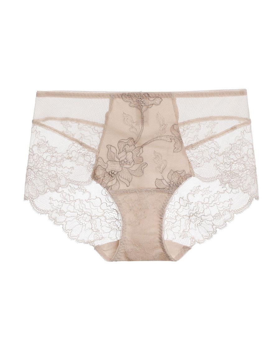 La Clover內褲|LA CLOVER黑天鵝運動系列中腰平角