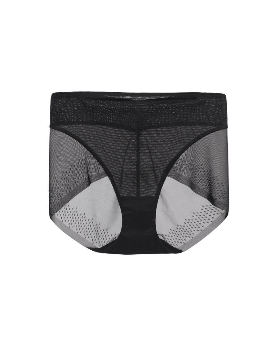 MODELAB美体|爱慕慕澜夏日之约轻型中腰平角塑裤AD33D71