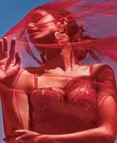 LA CLOVER挚爱red系列3/4厚模杯文胸LC11GA1