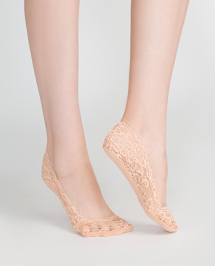 imi's配饰 爱美丽19SS船袜蕾丝船袜IM94CMN