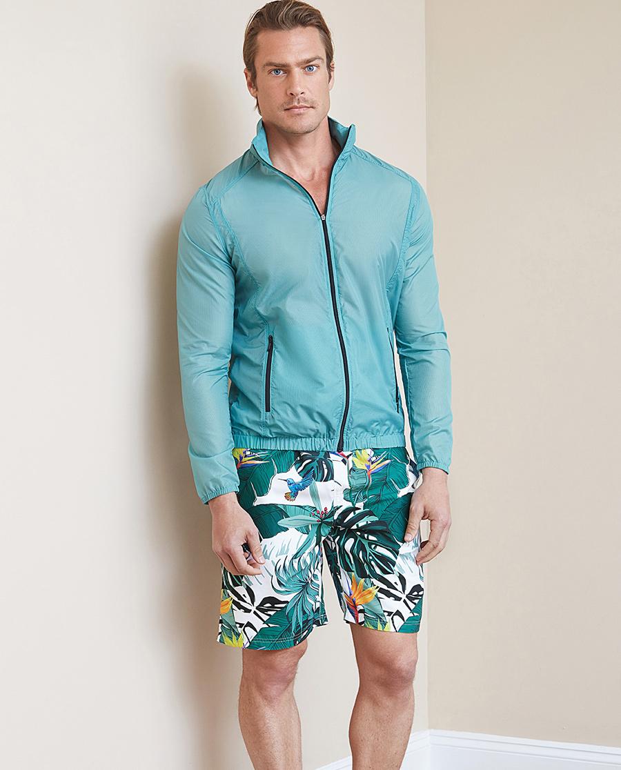 Aimer Men泳衣|【两件75折】爱慕先生19SS沙滩裤NS