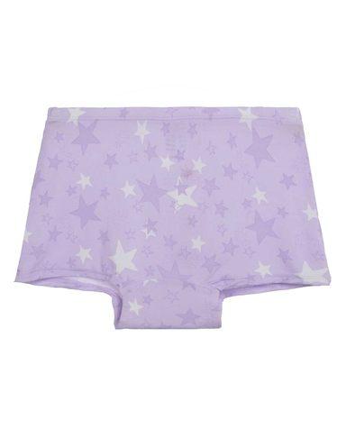 Aimer Kids内裤|爱慕儿童天使小裤MODAL印花满天星中腰平角内裤AK1230041
