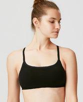 爱慕运动炽爱瑜伽低强度美背背心式文胸AS116F81