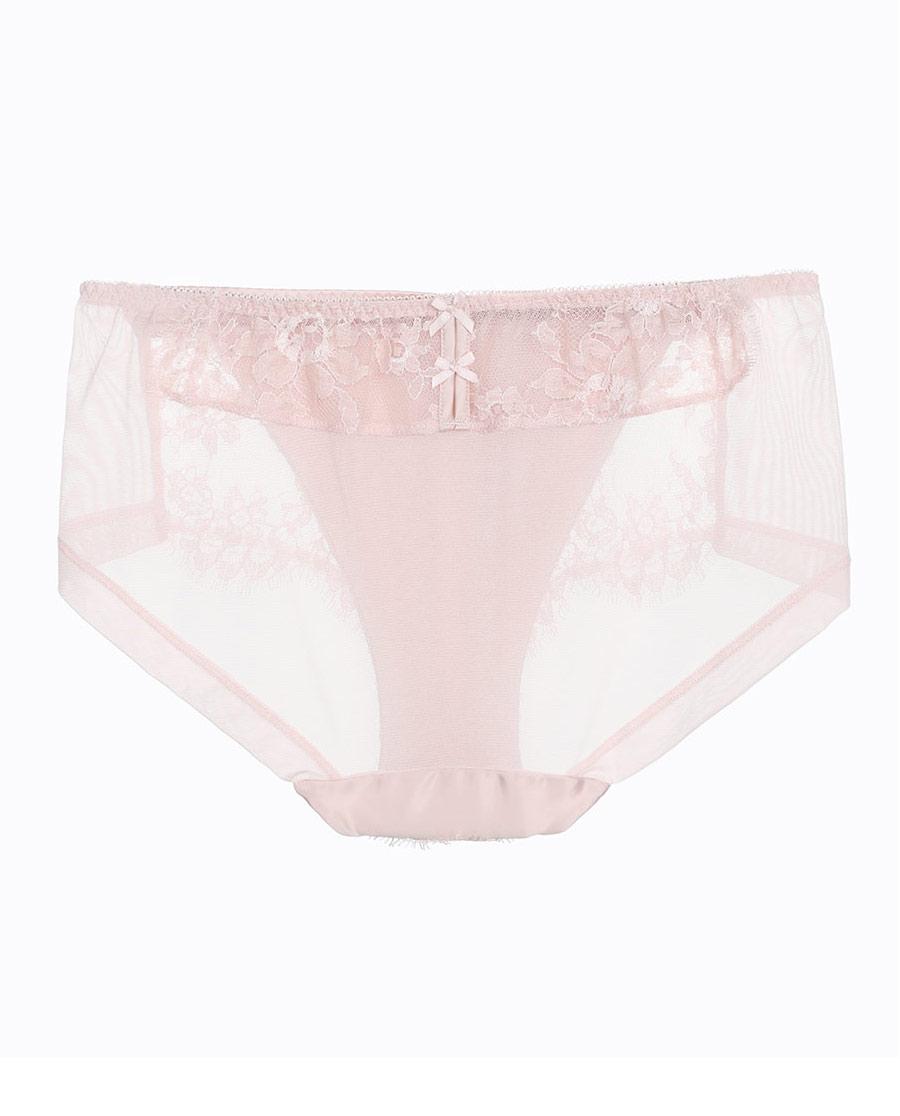 La Clover内裤|LA CLOVER情迷香榭系列中腰平角内