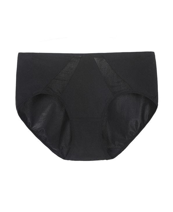 Aimer内裤|爱慕简约之都中腰平角内裤AM233041