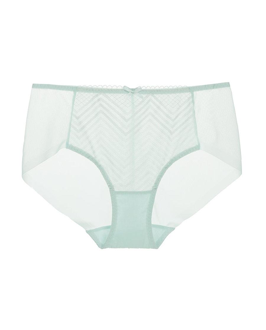 Aimer内裤|ag真人平台爱恋几何中腰平角内裤AM233071