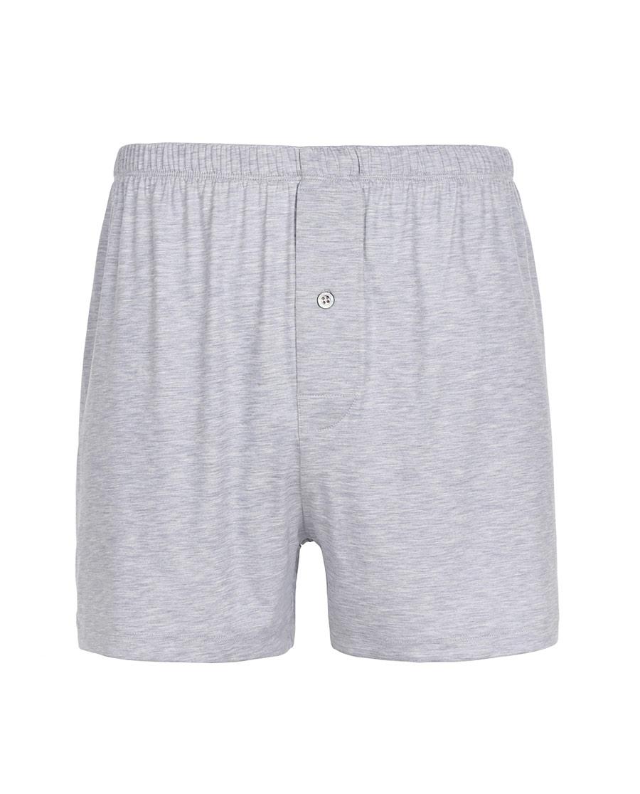 Aimer Men内裤 ag真人平台先生纵享丝滑中腰四角内裤NS24A012