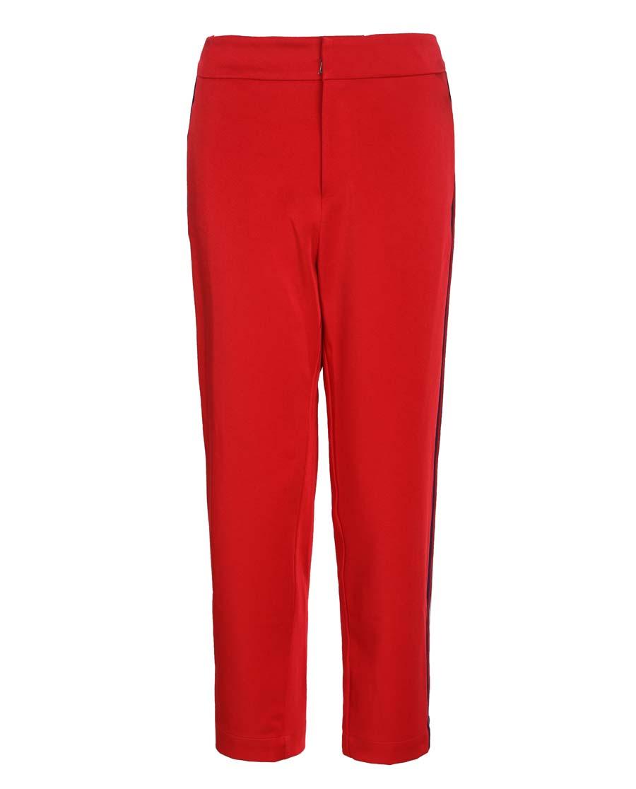 La Clover睡衣|LA CLOVER蕾丝外穿系列镶边裤子L