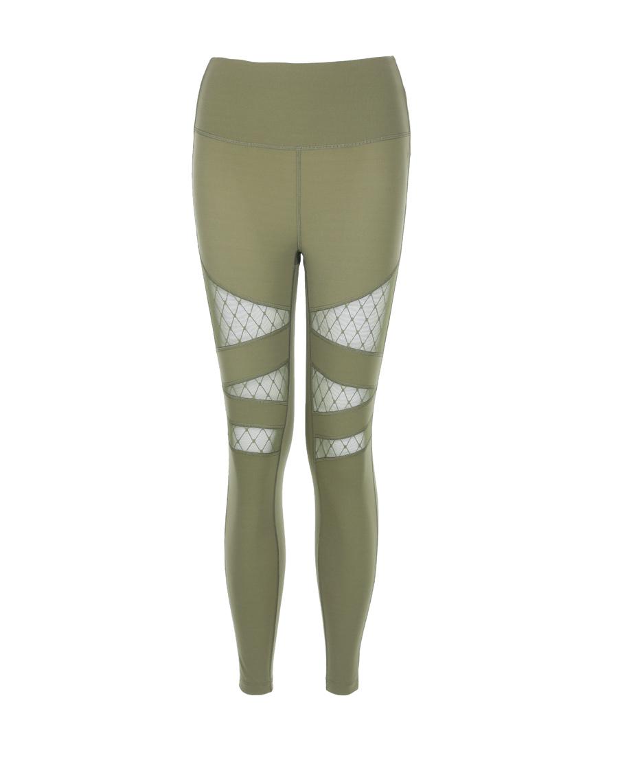 Aimer Sports运动装|爱慕运动美颜瑜伽九分裤AS153J11