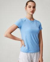 爱慕运动夏练II短袖跑步T恤AS143G63