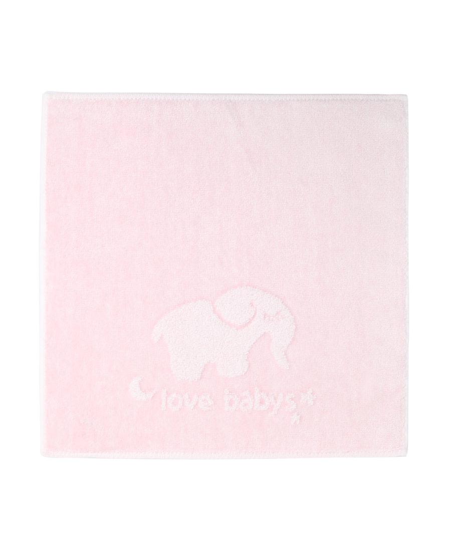 Aimer Kids配饰|爱慕儿童植物小象女童方巾AK197242