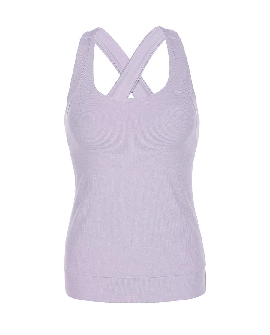 Aimer Sports运动装|爱慕运动优美瑜伽系列带杯瑜伽背心AS141G81