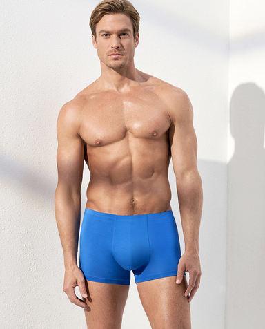 Aimer Men内裤|爱慕先生莫代尔三件包包腰平角内裤NS23C211