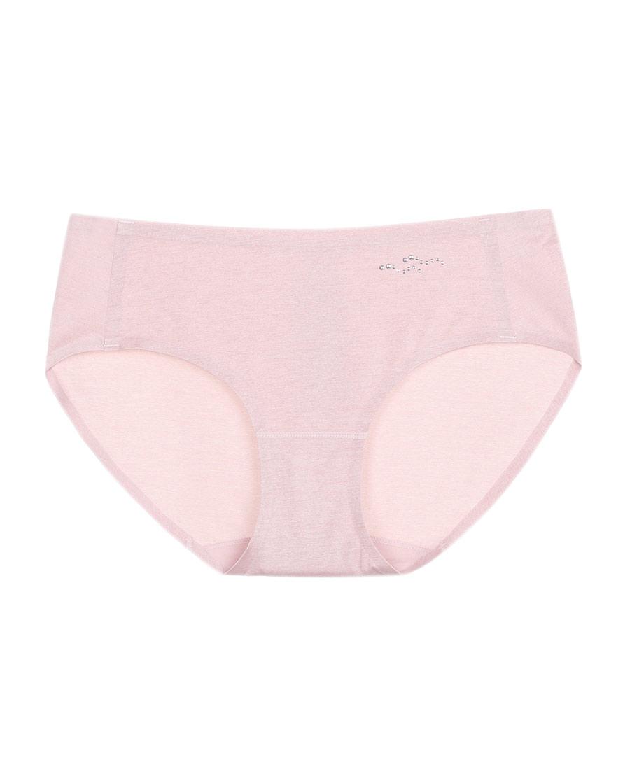 Aimer内裤|爱慕轻烟低腰平角内裤AM232801
