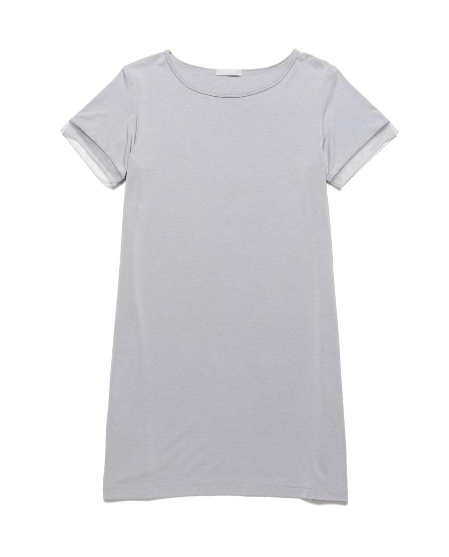 乎兮睡衣|乎兮短袖中长睡裙HX441902