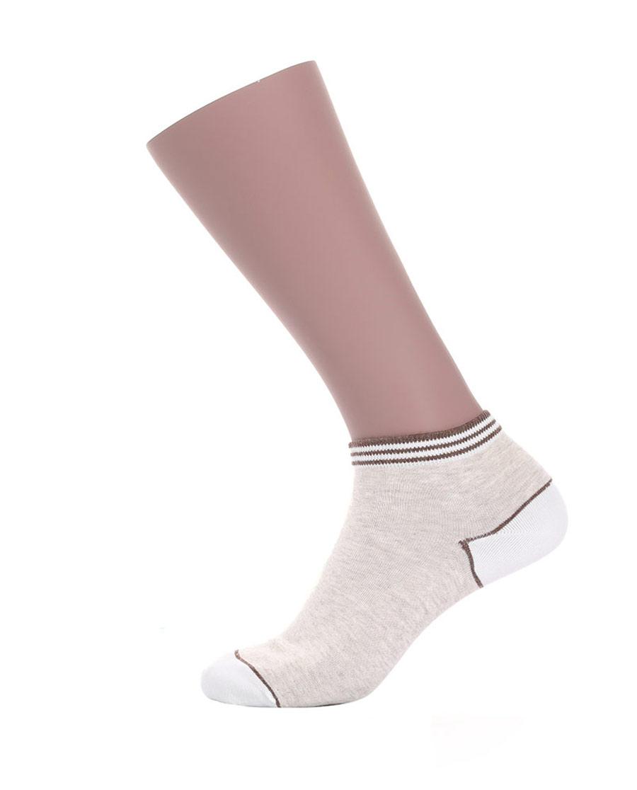 JOURVA袜子|足哇神秘花园女士树叶提花低帮袜(2件包)