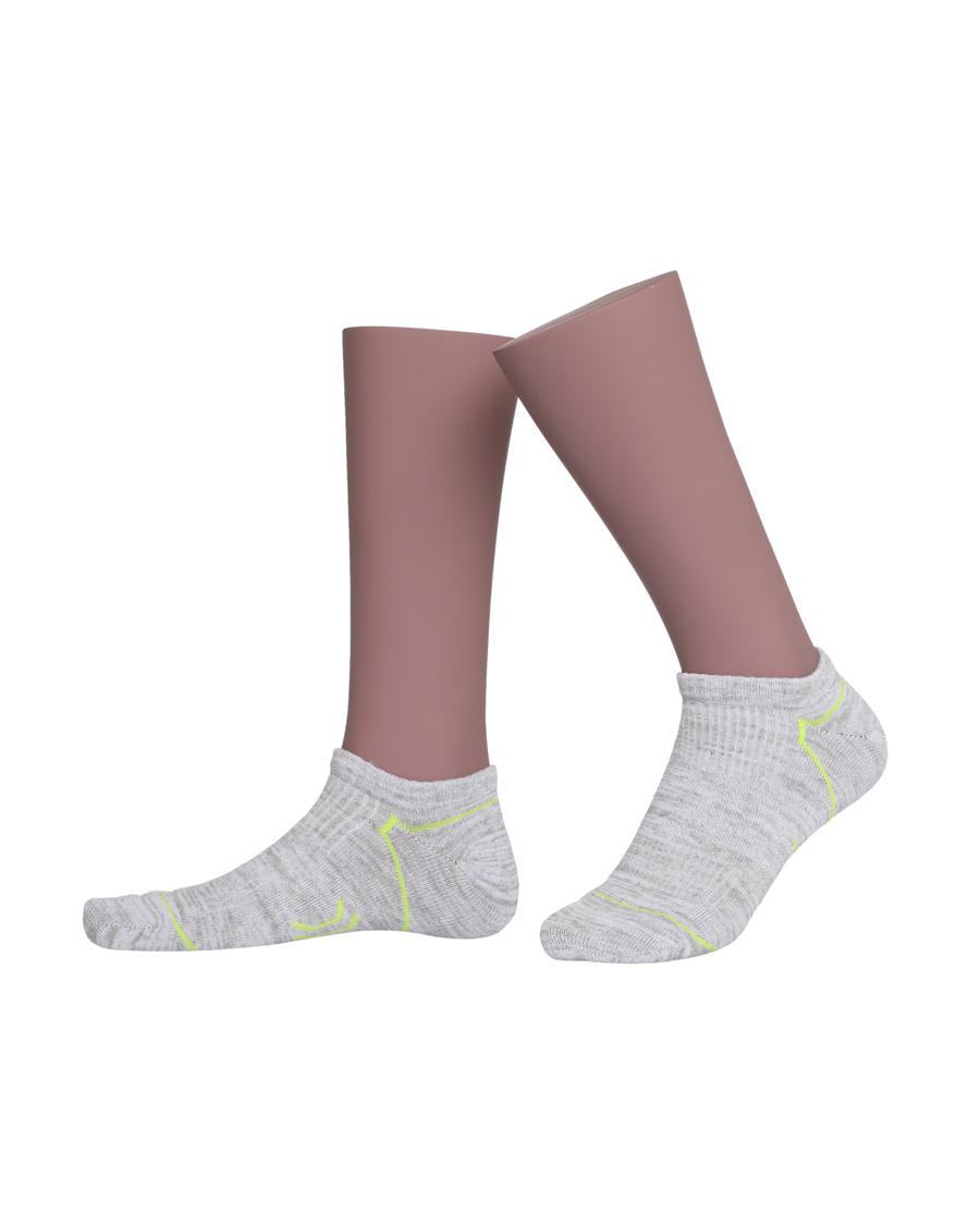 JOURVA襪子|足哇熱力運動短筒足弓呵護運動襪JV113
