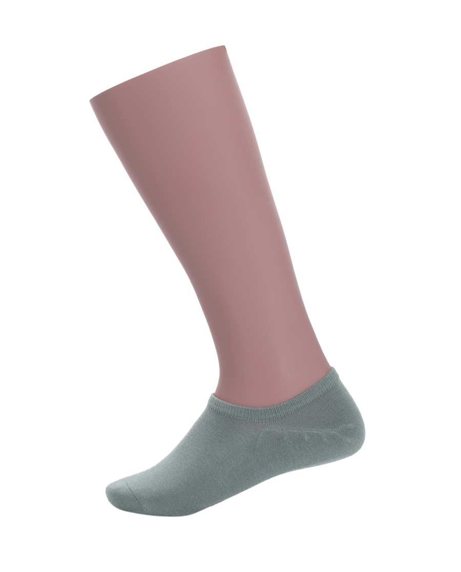 JOURVA袜子|足哇柔软时光男士素色浅口船袜JV2110