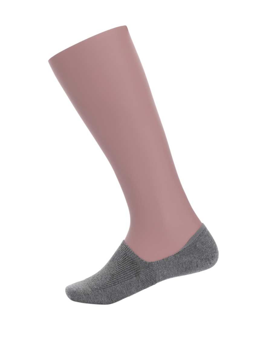 JOURVA襪子|足哇云影男士抽條隱形襪JV2110101
