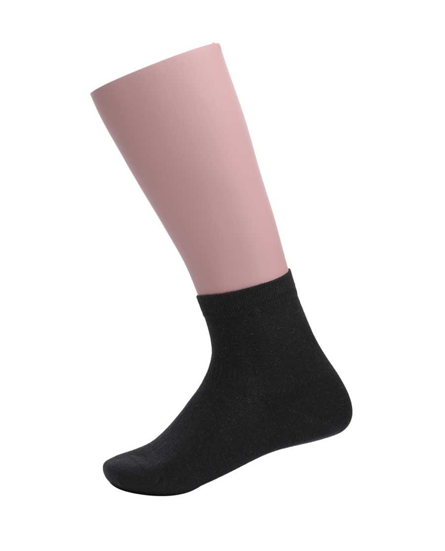 JOURVA袜子|足哇直角袜系列直角短袜JV2110092