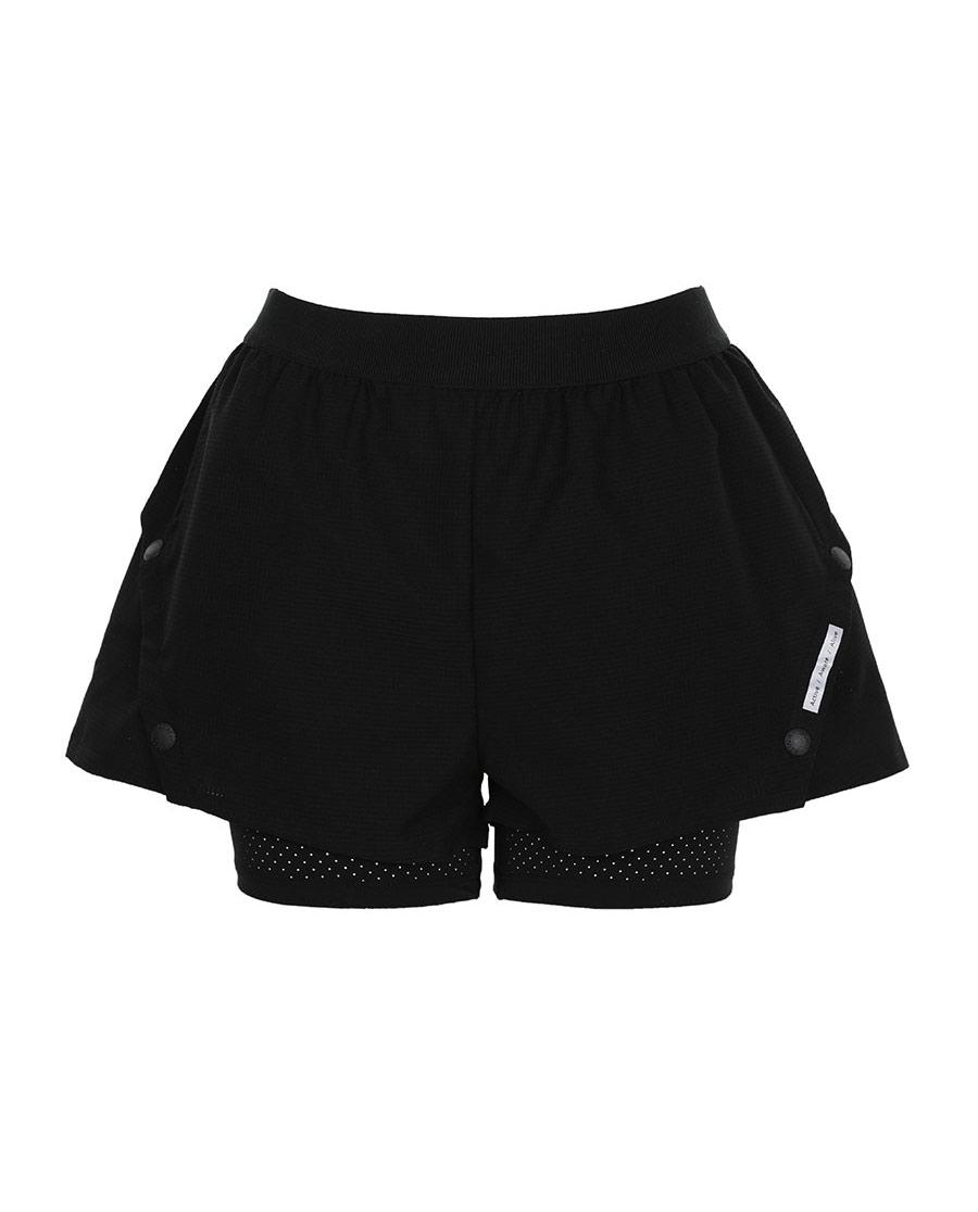 Aimer Sports运动装|爱慕运动iMOVE II跑步短裤AS15