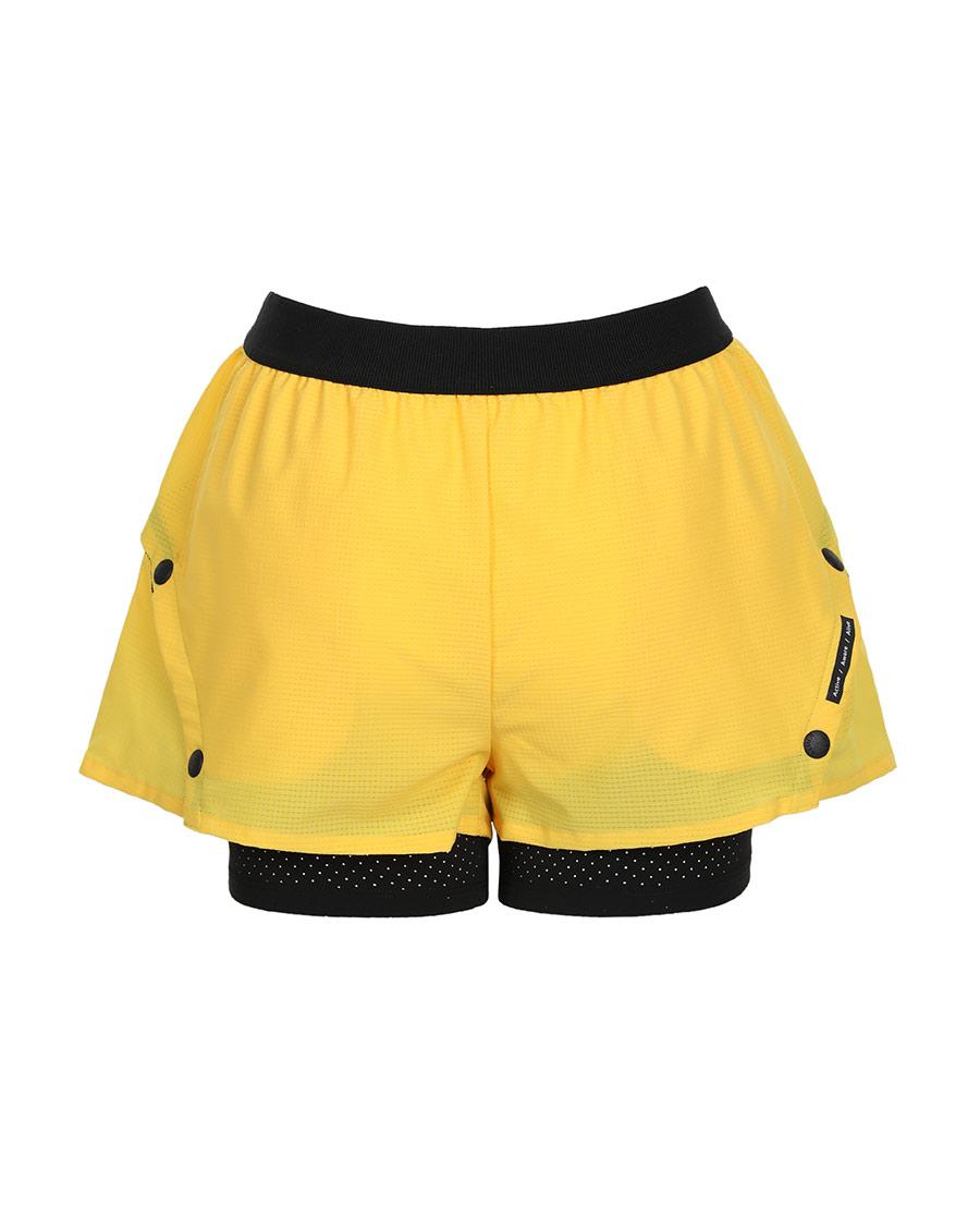 Aimer Sports运动装|爱慕运动iMOVE II跑步短裤AS151G91