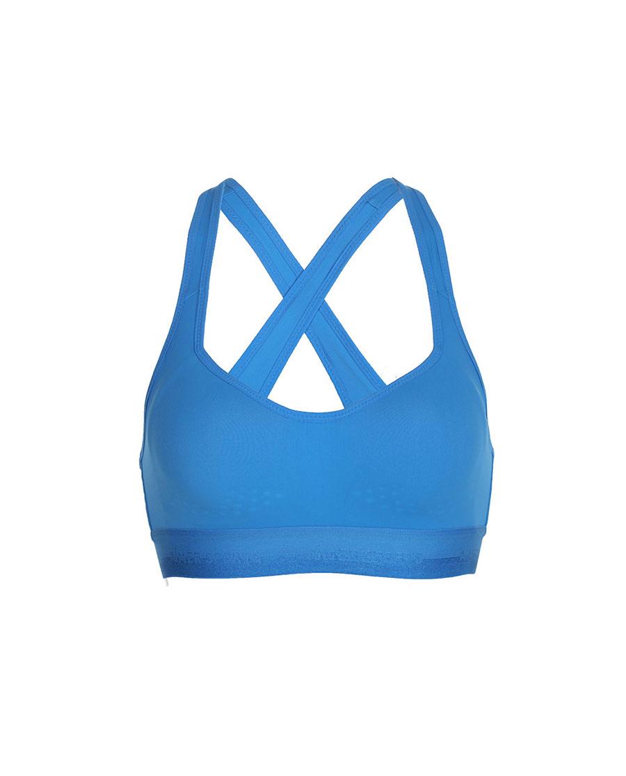 Aimer Sports文胸|愛慕運動夏練II低強度后背交叉洞洞杯文胸