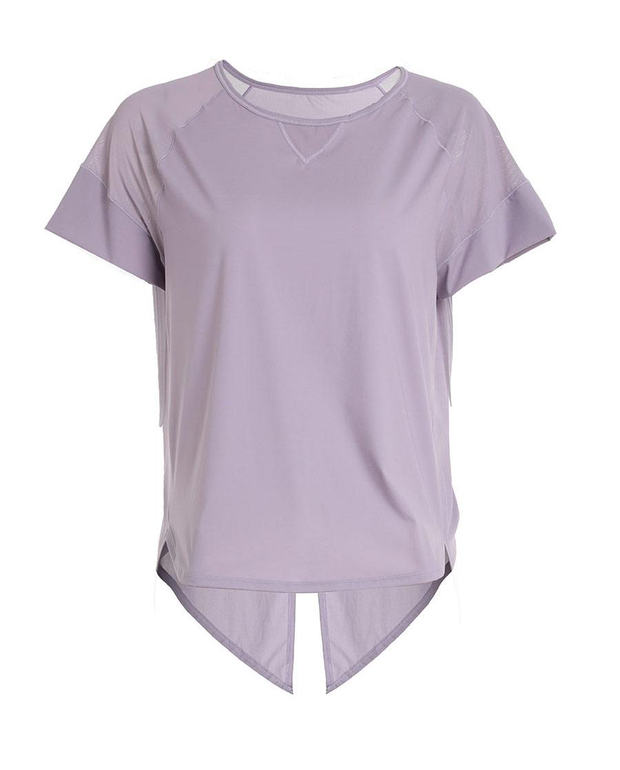 Aimer Sports运动装|爱慕运动优美瑜伽轻薄短袖T恤AS143G81