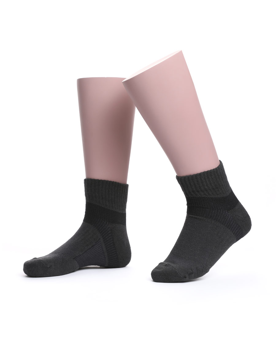 JOURVA袜子|足哇运动之旅男士运动足弓袜JV21300