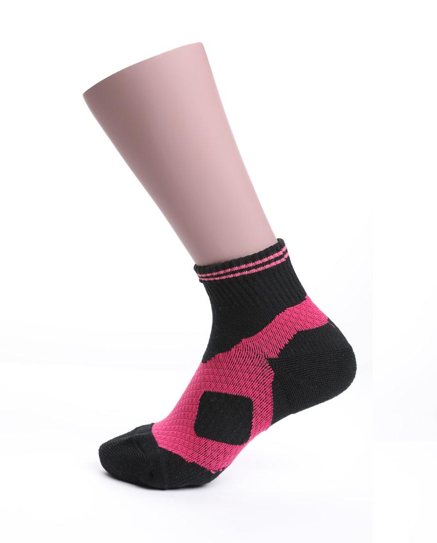 JOURVA袜子|足哇舒适空间女士运动袜JV1130034