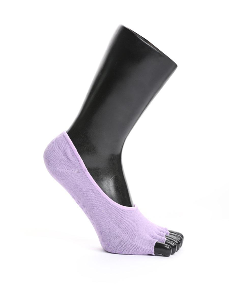 JOURVA襪子|足哇舒適空間露趾防滑瑜伽船襪JV1130
