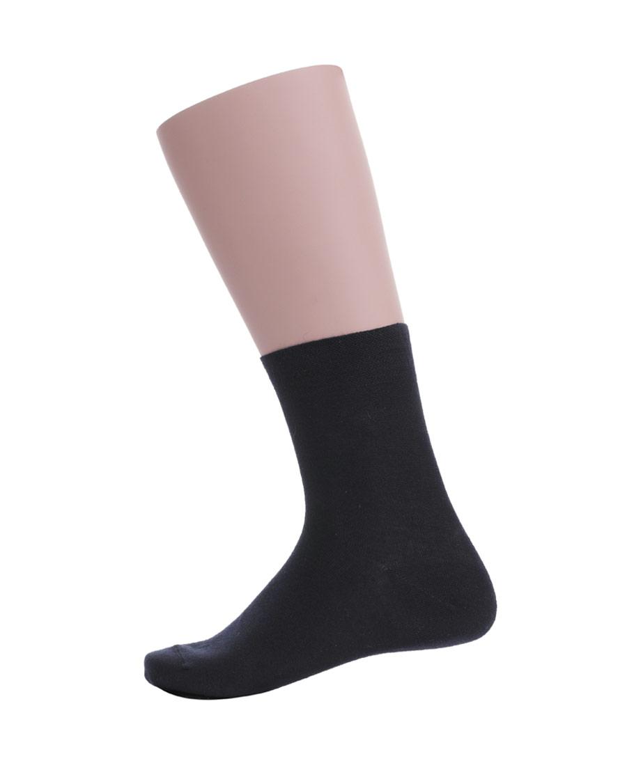 JOURVA襪子|足哇簡臻中腰男襪JV2110161