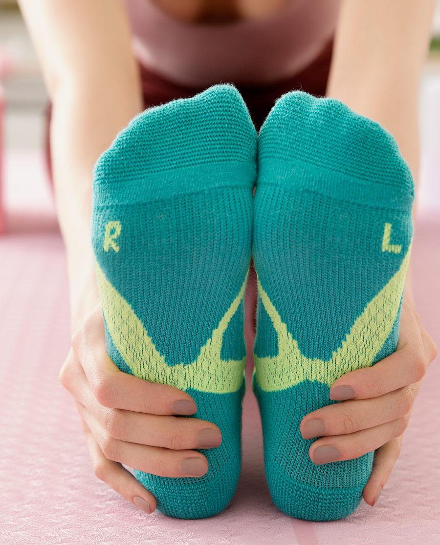 JOURVA襪子|足哇舒適空間女士運動襪JV1130034