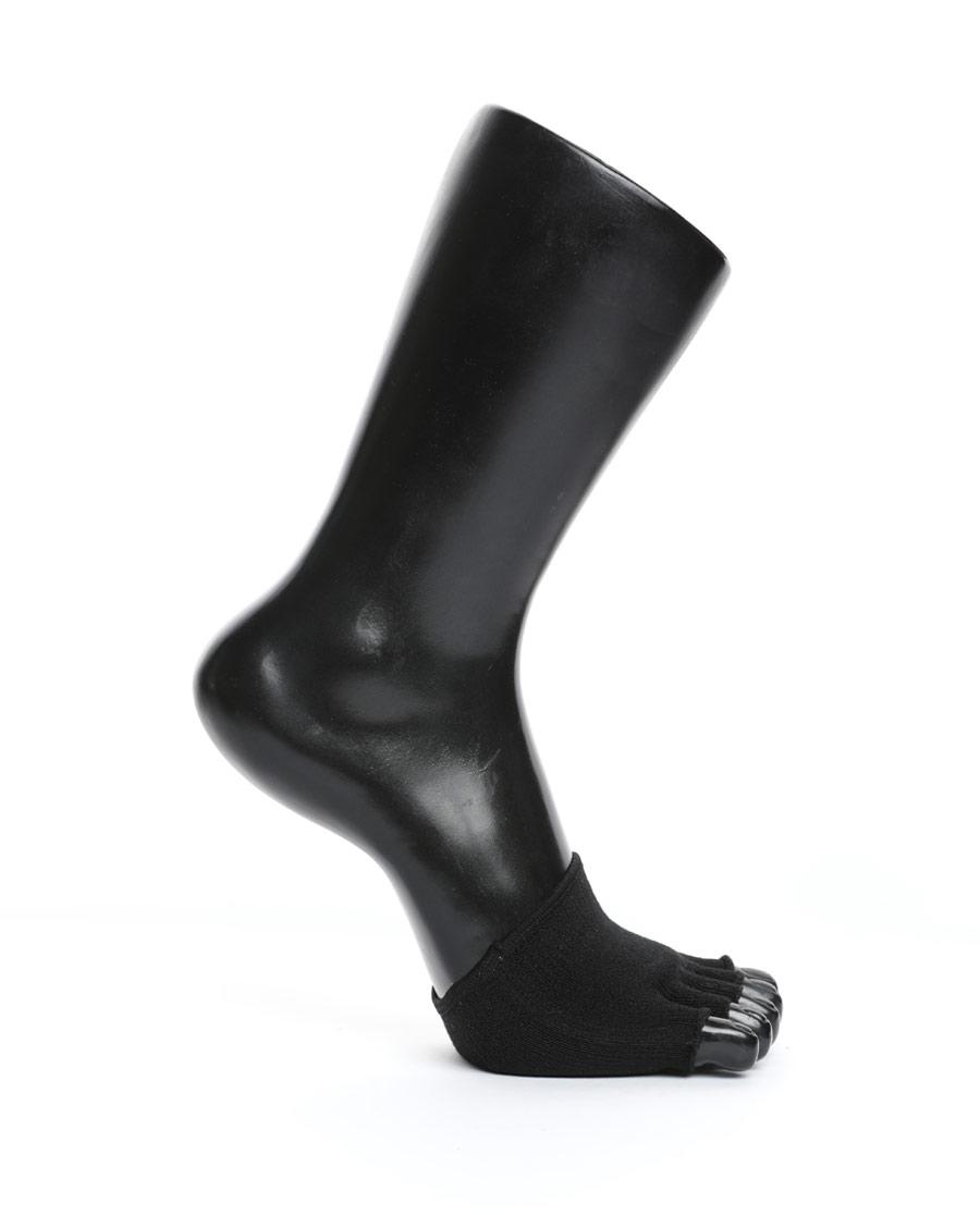 JOURVA襪子|足哇舒適空間半掌露趾瑜伽襪JV11300