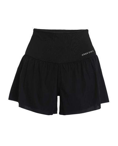 Aimer Sports运动装 爱慕运动iMOVE II跑步短裤AS151G92