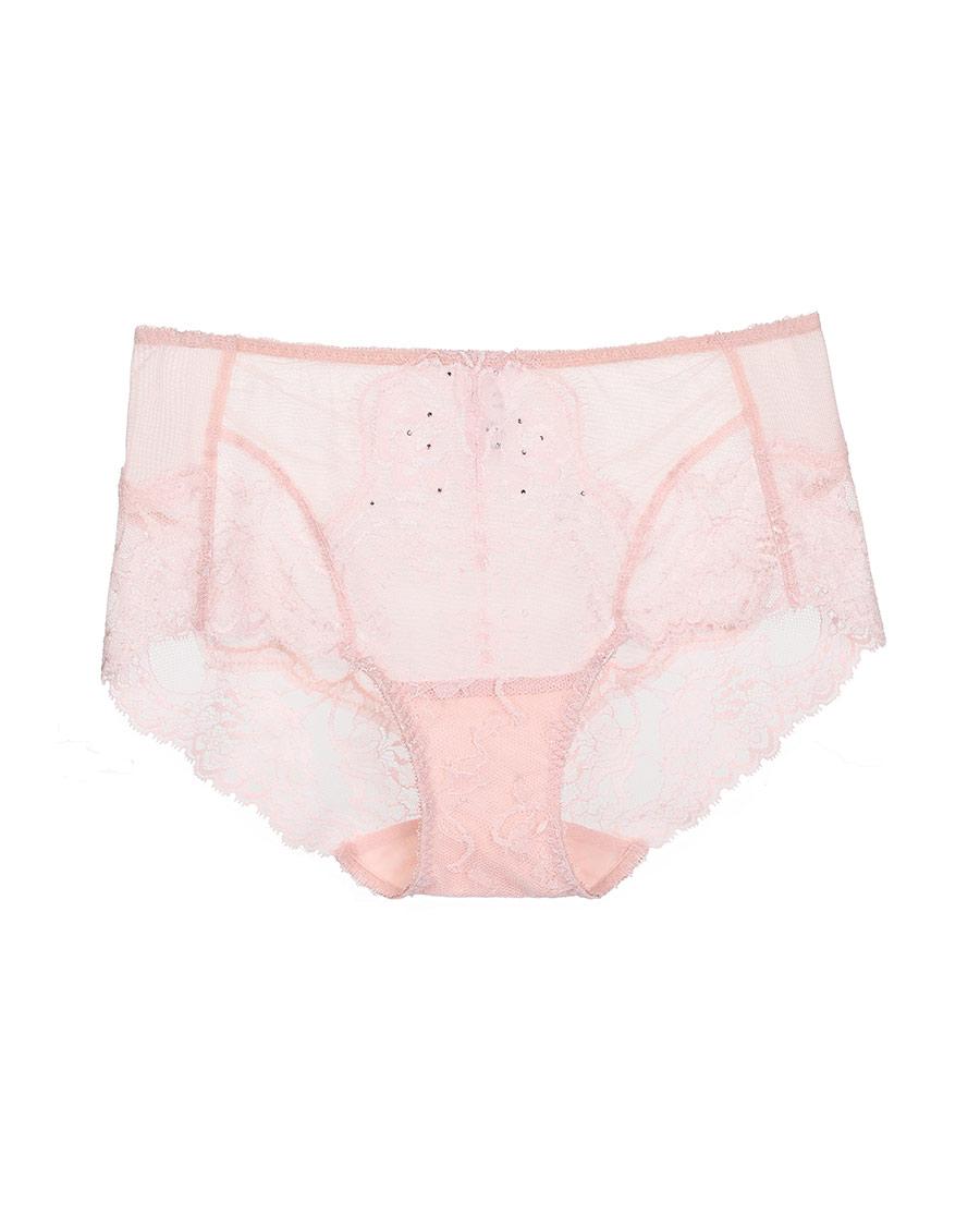 La Clover内裤|LA CLOVER兰卡文美人蜜语系列中腰平角内裤LC23JT1