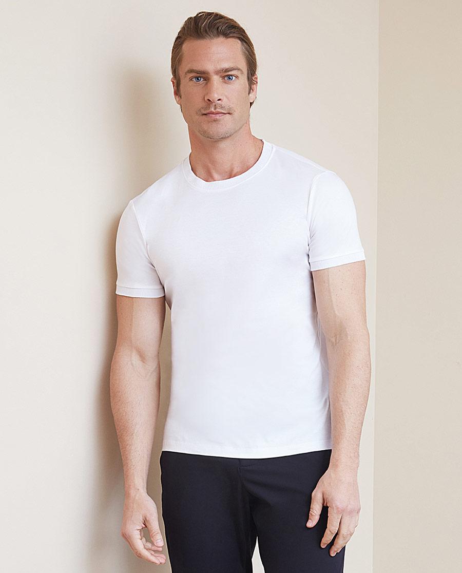 Aimer Men睡衣|亚洲城娱乐19SS*CenterT圆领短袖