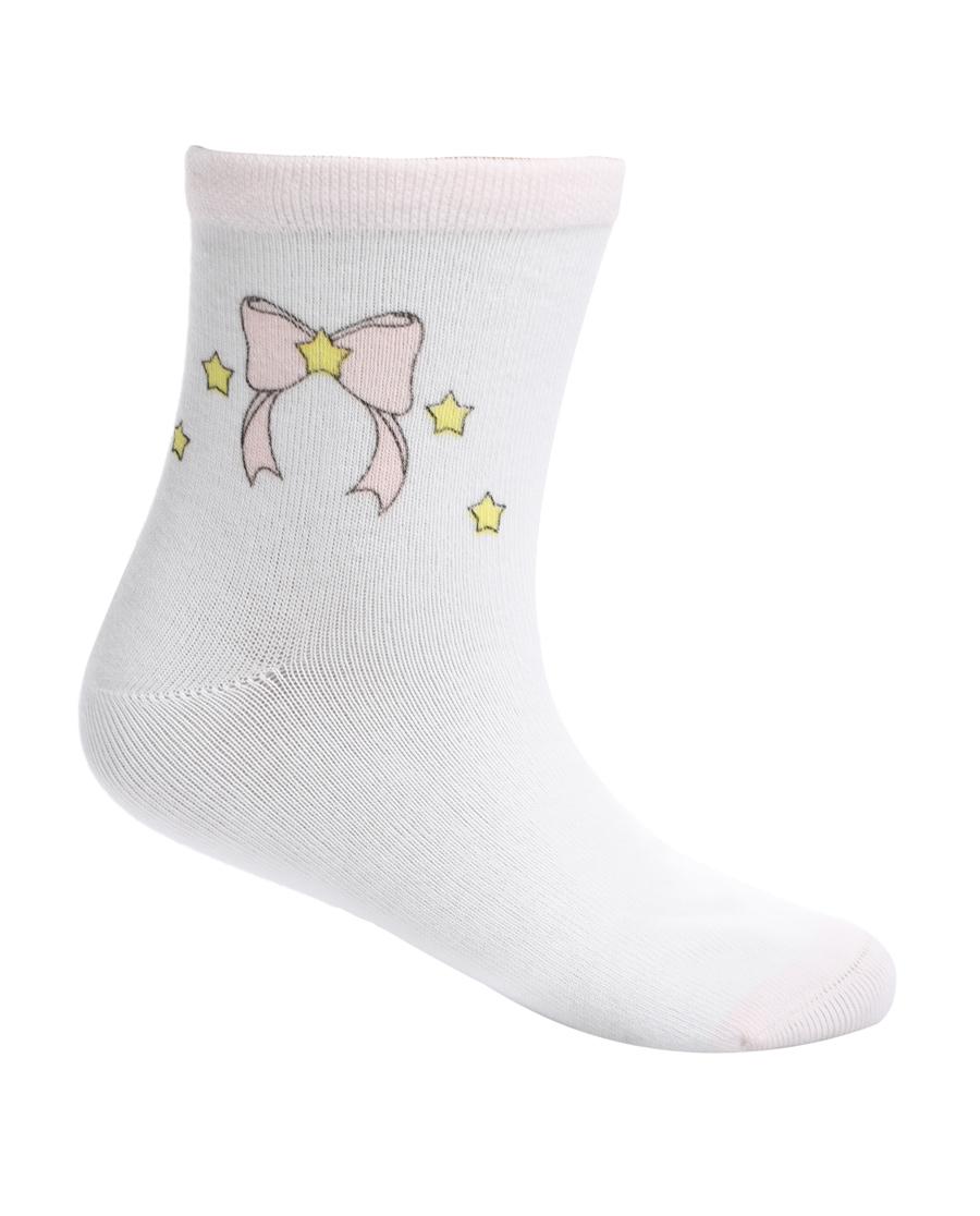 Aimer Kids袜子|爱慕儿童袜子梦幻木马印花童袜AK1942469