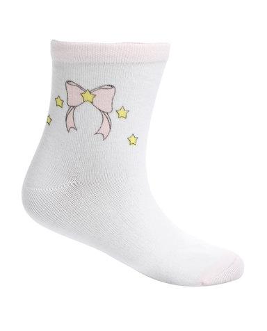 Aimer Kids袜子 爱慕儿童袜子梦幻木马印花童袜AK1942469