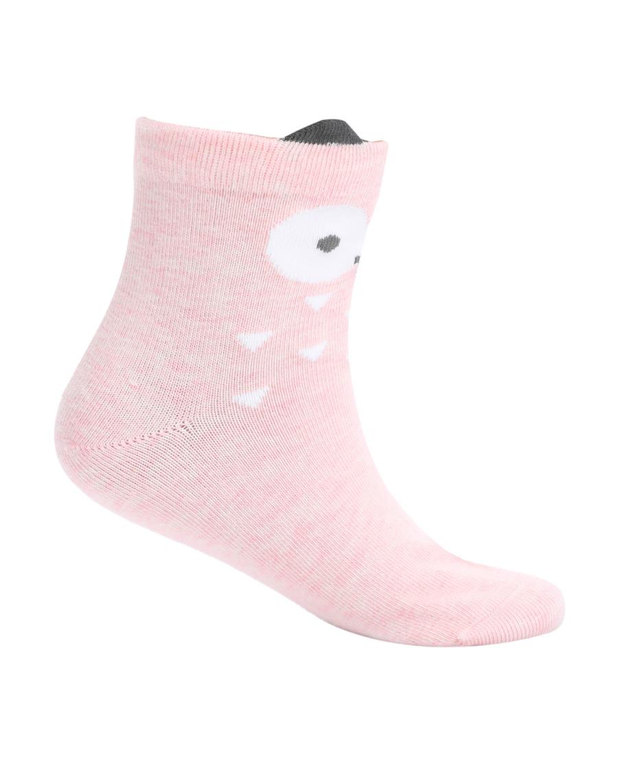 Aimer Kids袜子|爱慕儿童19AW袜子可爱猫头鹰童袜AK1