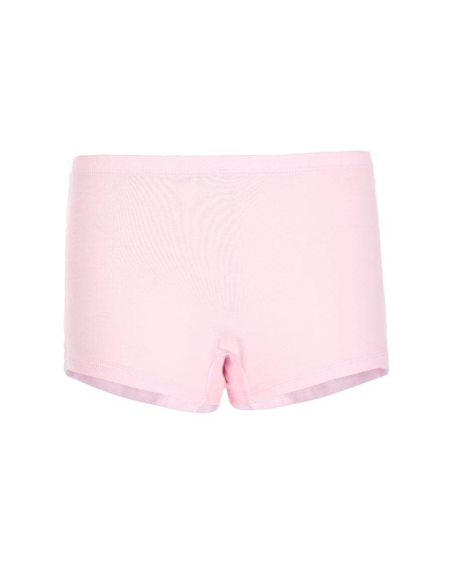 Aimer Kids内裤|爱慕儿童天使小裤棉氨纶印花早安喵中腰平角