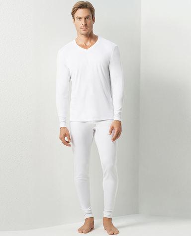 Aimer Men保暖|爱慕先生棉长裤NS73C421