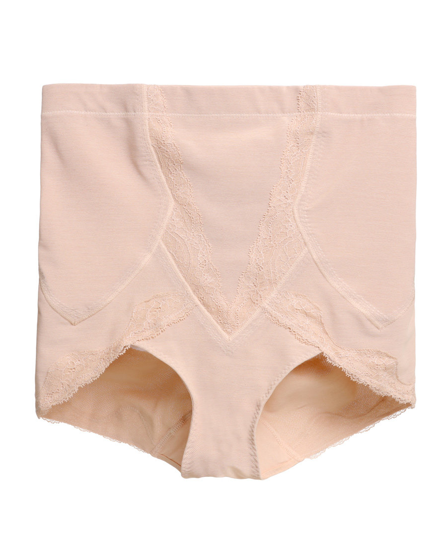 MODELAB美体|爱慕慕澜呵护重型高腰平角塑裤AD33D9
