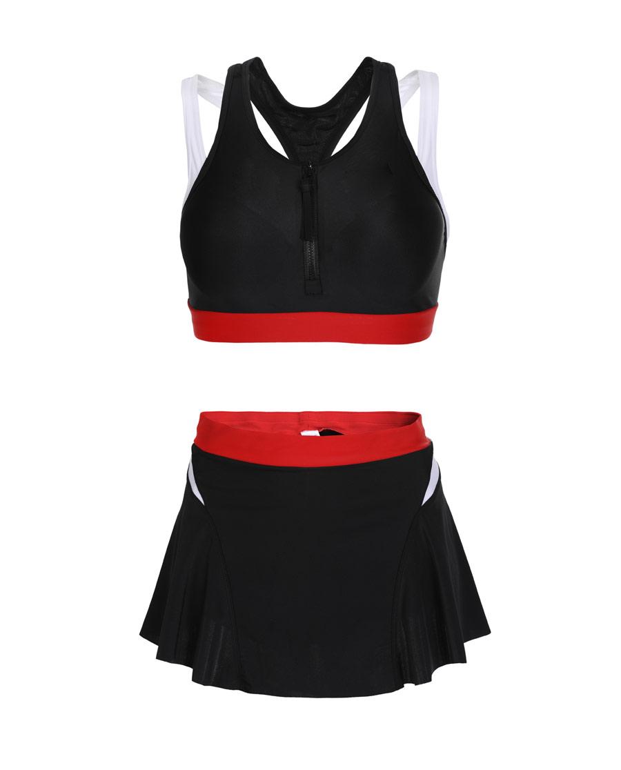 Aimer Sports泳衣|爱慕运动泳衣分体泳衣AS162J51