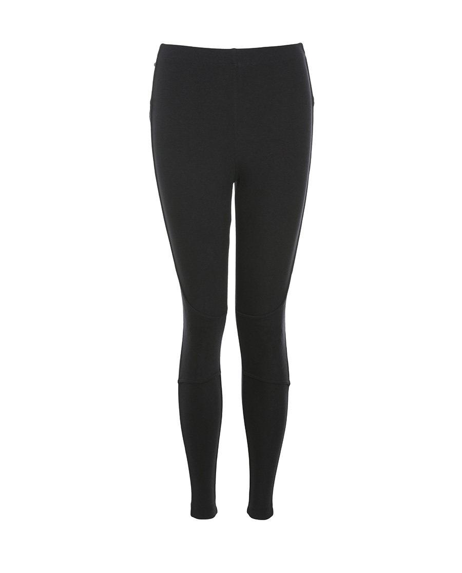 Aimer保暖 爱慕发热裤系列护膝护腰可外穿暖长裤AM822221(不含充电宝)