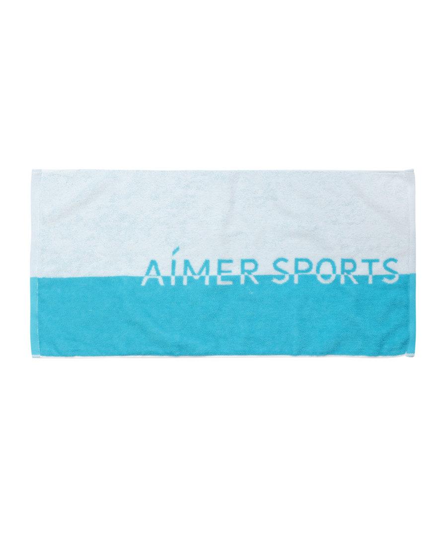 Aimer Sports配饰|ag真人平台运动新生瑜伽运动毛巾AS198034
